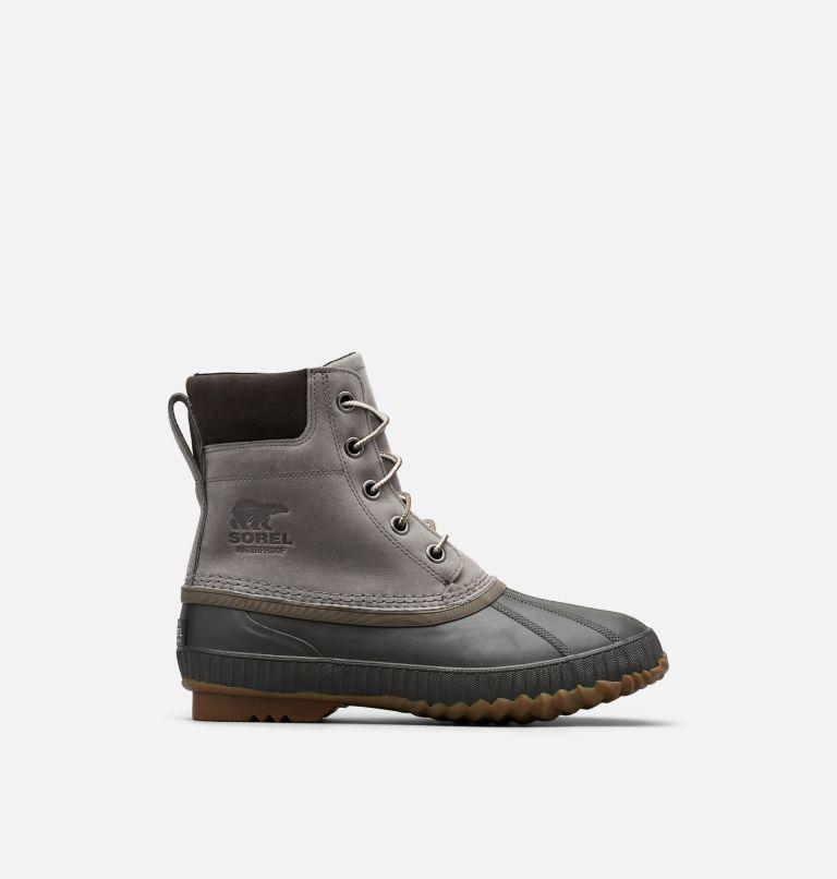 CHEYANNE™ II   052   8 Mens Cheyanne II Lace Duck Boot, Quarry, Buffalo, front