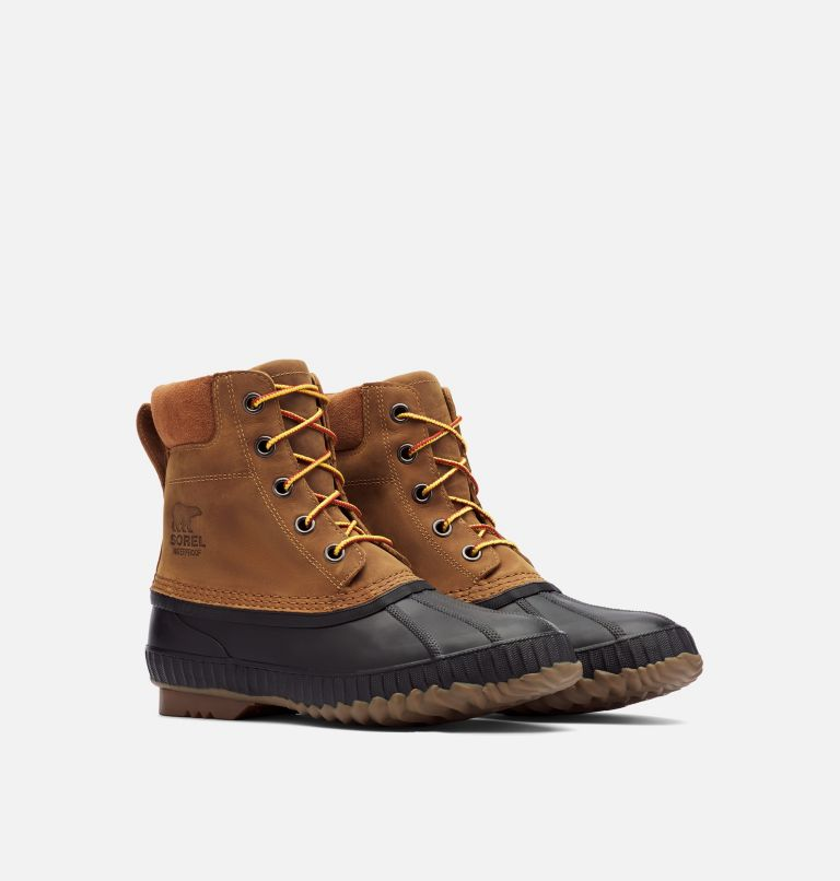Mens Cheyanne II Lace Duck Boot Mens Cheyanne II Lace Duck Boot, 3/4 front