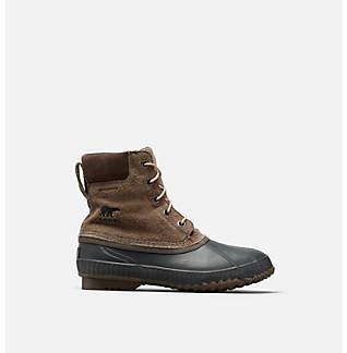 Mens Cheyanne II Lace Duck Boot