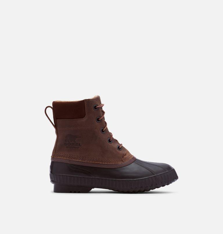 CHEYANNE™ II | 259 | 7.5 Mens Cheyanne II Lace Duck Boot, Tobacco, Black, front