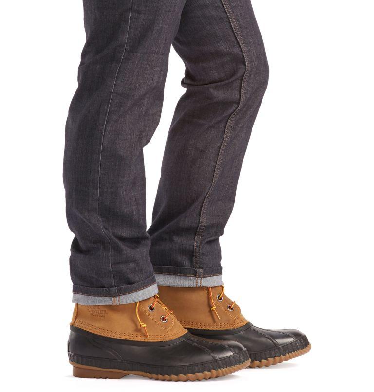 CHEYANNE™ II | 259 | 7.5 Mens Cheyanne II Lace Duck Boot, Tobacco, Black, toe