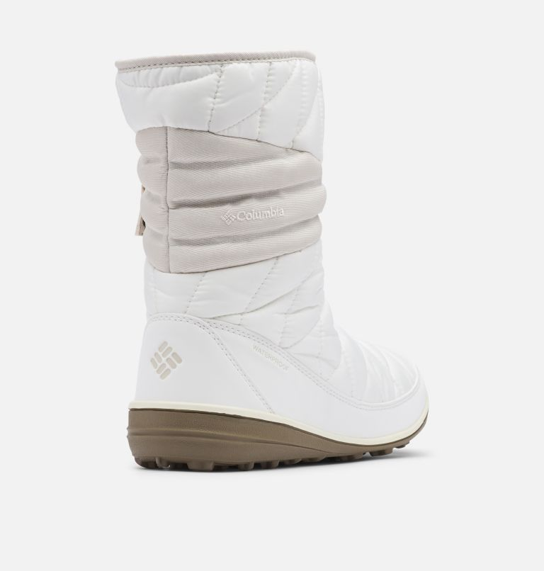 HEAVENLY™ SLIP II OMNI-HEAT™ | 125 | 8 Women's Heavenly™ Slip II Omni-Heat™ Boot, Sea Salt, Fawn, 3/4 back