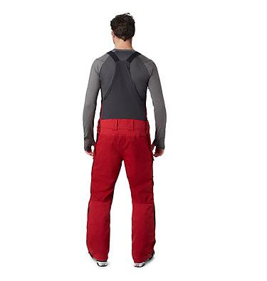 Men's FireFall™ Bib FireFall™ Bib | 090 | L, Dark Brick, back