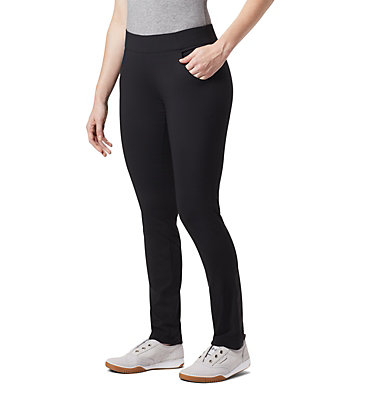 Women's Anytime Casual™ Pull On Pants Anytime Casual™ Pull On Pant | 010 | XXL, Black, front