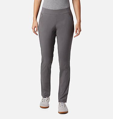 Women's Anytime Casual™ Pull On Pants Anytime Casual™ Pull On Pant | 010 | XXL, City Grey, front
