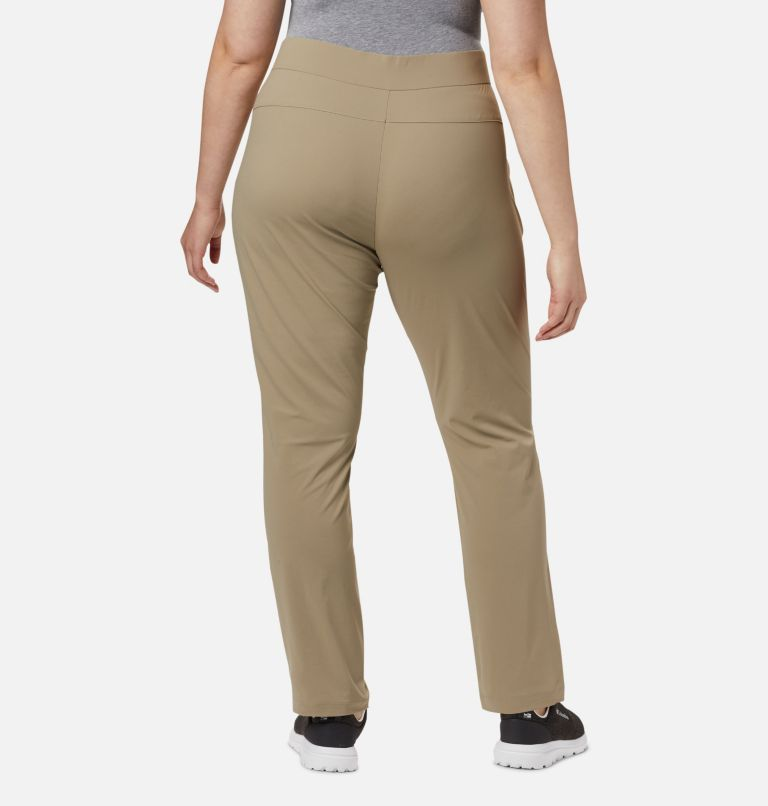 Women's Anytime Casual™ Pull On Pants - Plus Size Women's Anytime Casual™ Pull On Pants - Plus Size, back