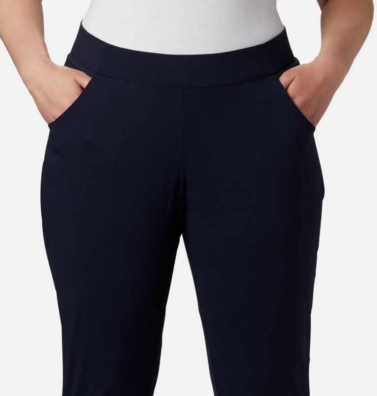 Women's Anytime Casual™ Pull On Pants - Plus Size Women's Anytime Casual™ Pull On Pants - Plus Size, a1