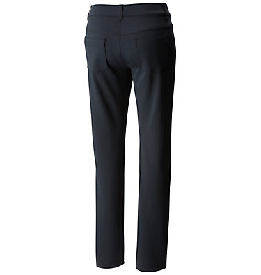 Women's Outdoor Ponte™ II Trousers Outdoor Ponte™ II Pant | 030 | M, Black, back