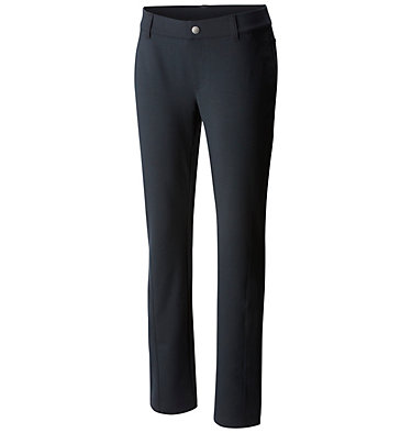 Women's Outdoor Ponte™ II Trousers Outdoor Ponte™ II Pant | 030 | M, Black, front