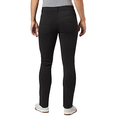 Women's Outdoor Ponte™ II Trousers Outdoor Ponte™ II Pant | 030 | M, Charcoal Heather, back