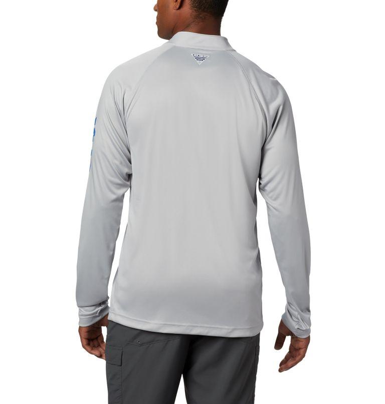 Men's PFG Terminal Tackle™ 1/4 Zip Pullover Men's PFG Terminal Tackle™ 1/4 Zip Pullover, back