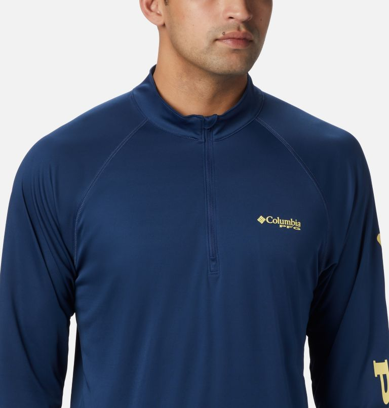 Men's PFG Terminal Tackle™ 1/4 Zip Pullover Men's PFG Terminal Tackle™ 1/4 Zip Pullover, a1