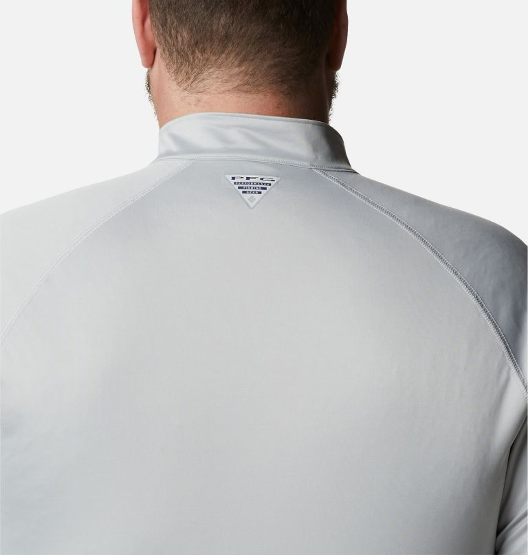 Men's PFG Terminal Tackle™ 1/4 Zip Pullover - Big Men's PFG Terminal Tackle™ 1/4 Zip Pullover - Big, a3