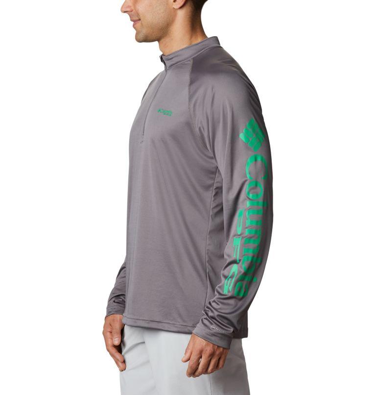 Men's PFG Terminal Tackle™ 1/4 Zip Pullover - Big Men's PFG Terminal Tackle™ 1/4 Zip Pullover - Big, a1