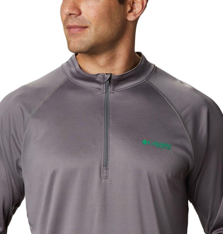 Men's PFG Terminal Tackle™ 1/4 Zip Pullover - Big Men's PFG Terminal Tackle™ 1/4 Zip Pullover - Big, a2