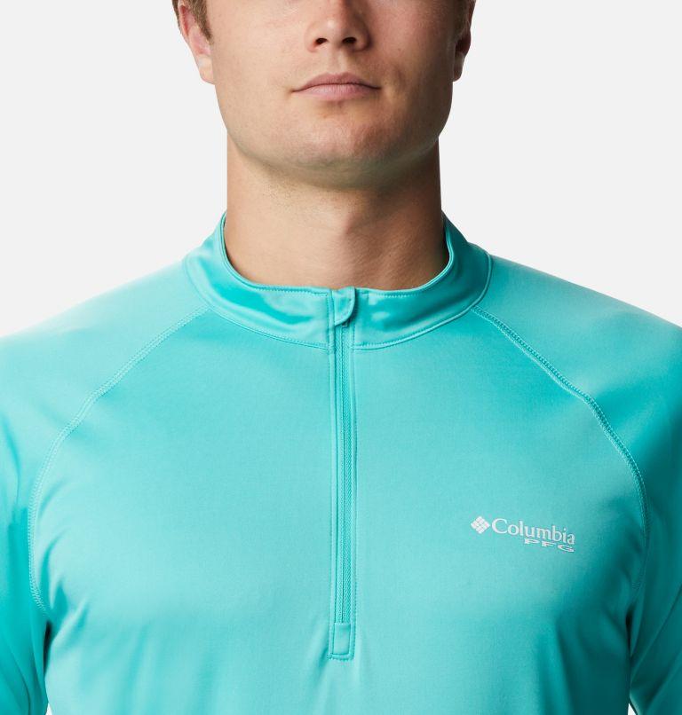 Men's PFG Terminal Tackle™ 1/4 Zip Pullover - Tall Men's PFG Terminal Tackle™ 1/4 Zip Pullover - Tall, a2