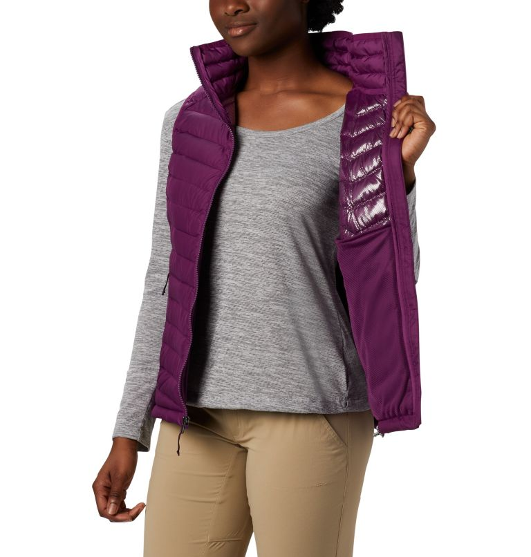 Powder Lite™ Vest | 594 | L Women's Powder Lite™ Vest, Wild Iris, a1