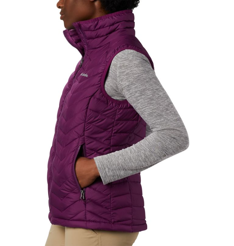 Powder Lite™ Vest | 594 | XL Women's Powder Lite™ Vest, Wild Iris, a2