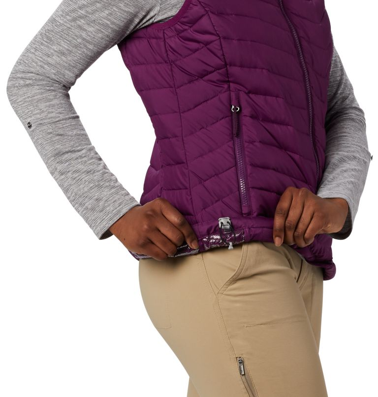 Powder Lite™ Vest | 594 | XL Women's Powder Lite™ Vest, Wild Iris, a3