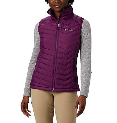 Women's Powder Lite™ Vest Powder Lite™ Vest | 594 | L, Wild Iris, front
