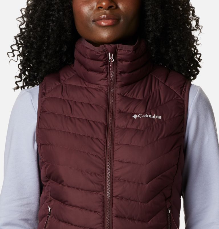Powder Lite™ Vest | 671 | S Women's Powder Lite™ Vest, Malbec, a2