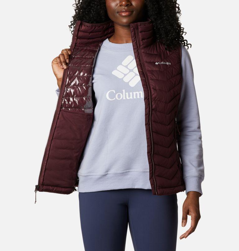 Powder Lite™ Vest | 671 | S Women's Powder Lite™ Vest, Malbec, a3