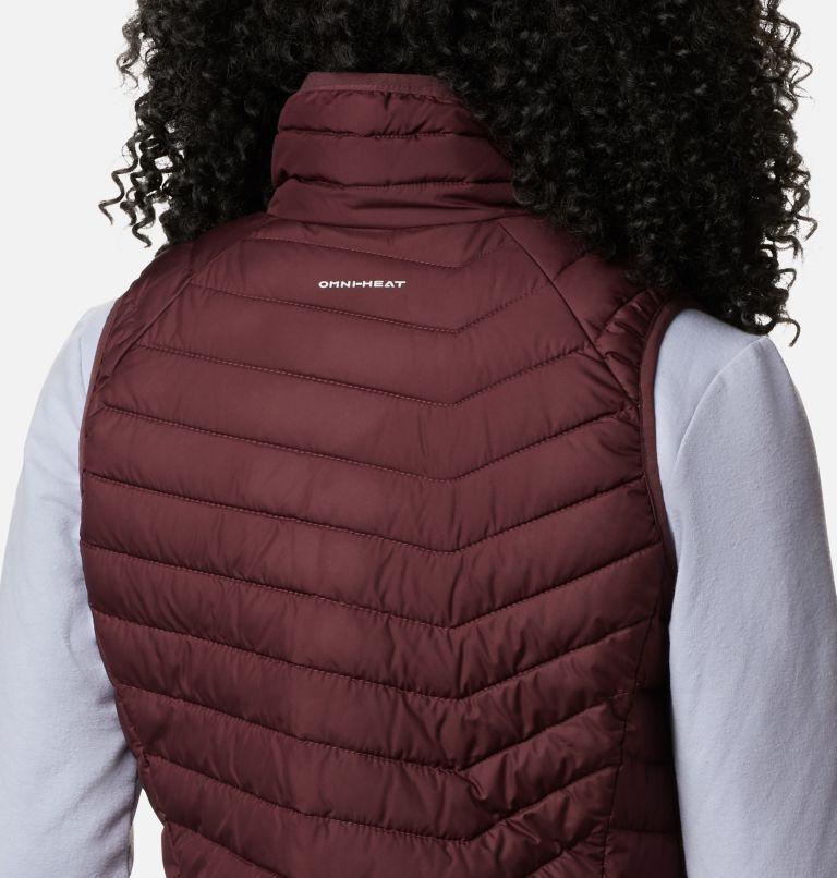 Powder Lite™ Vest | 671 | S Women's Powder Lite™ Vest, Malbec, a5