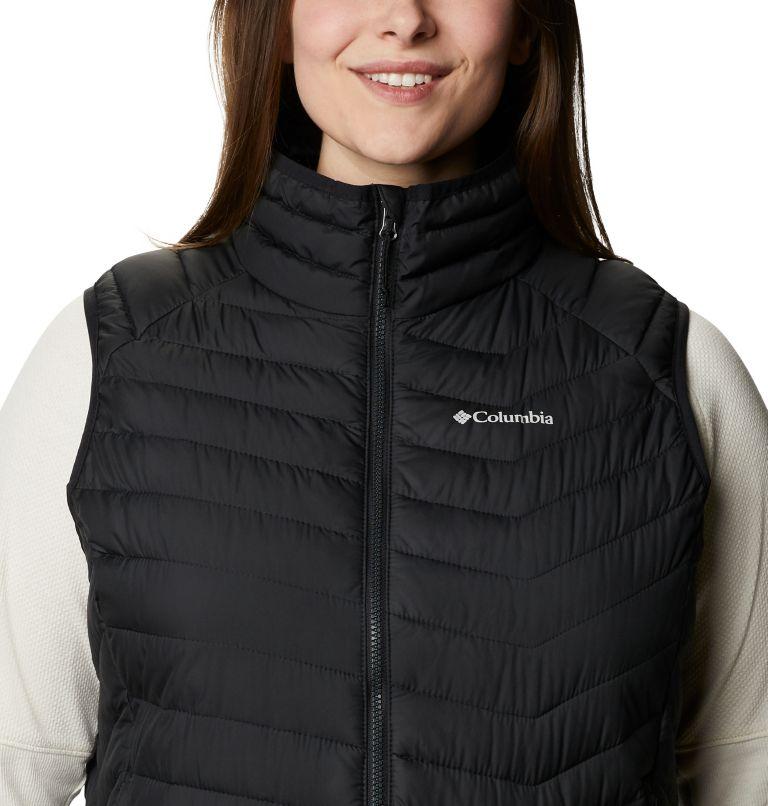 Powder Lite™ Vest   011   1X Women's Powder Lite™ Vest - Plus Size, Black, a2
