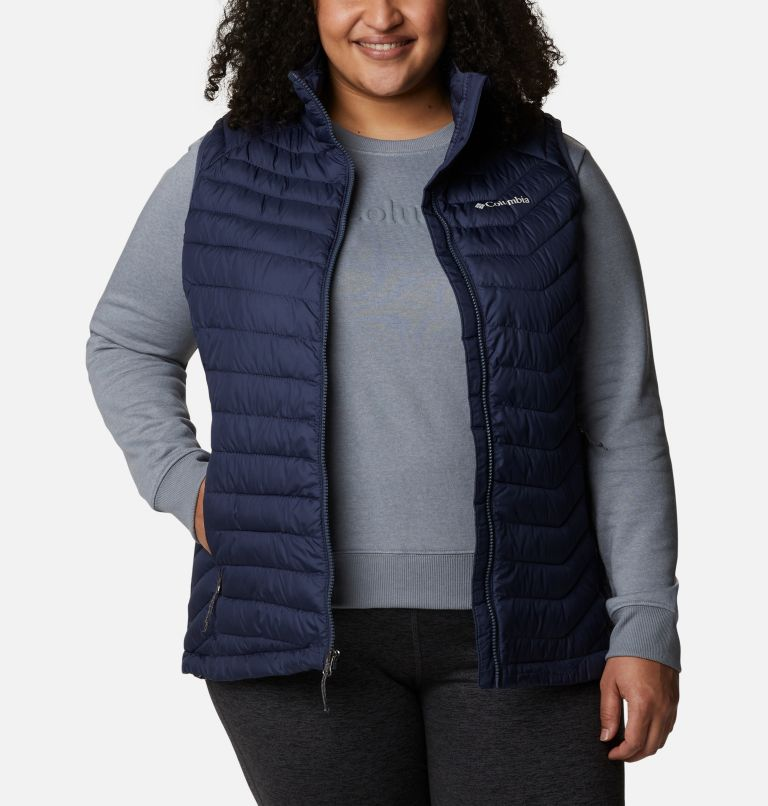 Women's Powder Lite™ Vest - Plus Size Women's Powder Lite™ Vest - Plus Size, a6