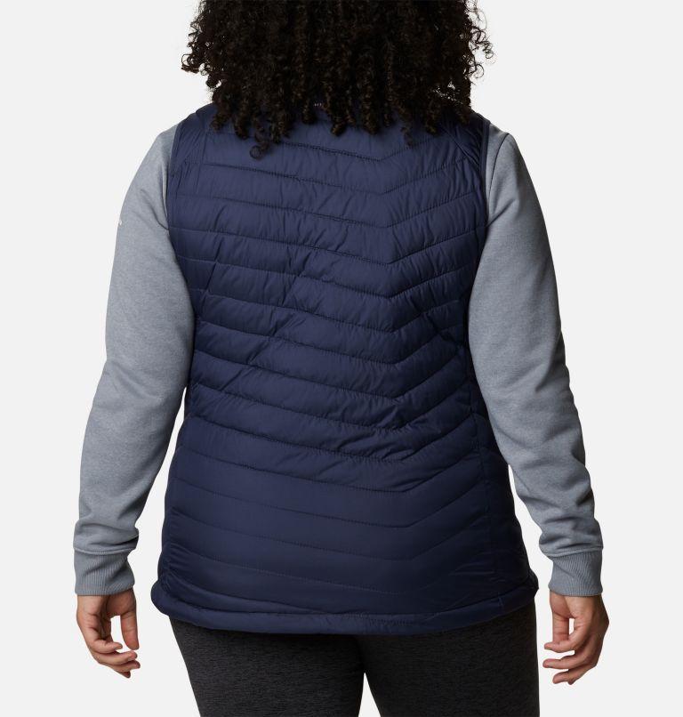Women's Powder Lite™ Vest - Plus Size Women's Powder Lite™ Vest - Plus Size, back