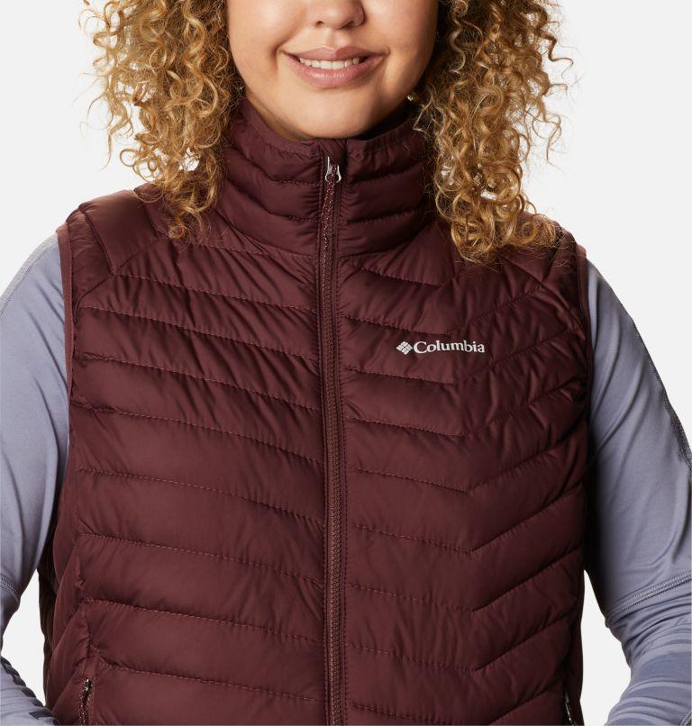 Women's Powder Lite™ Vest - Plus Size Women's Powder Lite™ Vest - Plus Size, a2