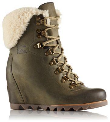 e170cbe190cfd Women's Conquest™ Wedge Shearling Boot