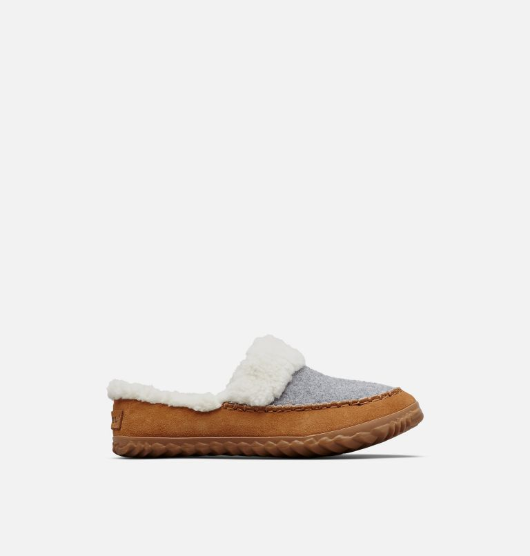 OUT N ABOUT™ SLIDE | 060 | 5 Women's Out 'N About™ Slide, Light Grey, Elk, front