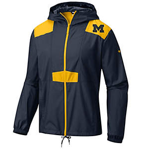 Men's Collegiate Flashback™ Windbreaker - Michigan