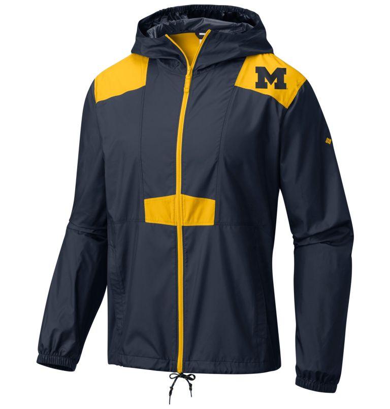 Men's Collegiate Flashback™ Windbreaker - Michigan Men's Collegiate Flashback™ Windbreaker - Michigan, front