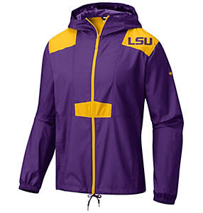 Men's Collegiate Flashback™ Windbreaker - LSU