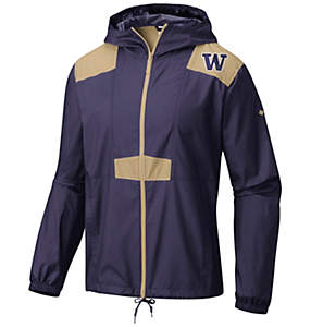 Men's Collegiate Flashback™ Windbreaker - Washington
