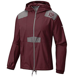 Men's Collegiate Flashback™ Windbreaker - Texas A & M
