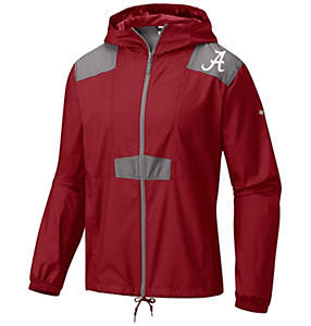 Men's Collegiate Flashback™ Windbreaker - Alabama
