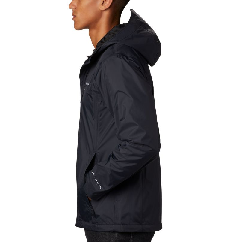 Pouring Adventure™ II Jacket | 010 | XS Veste Pouring Adventure II Homme, Black, a1