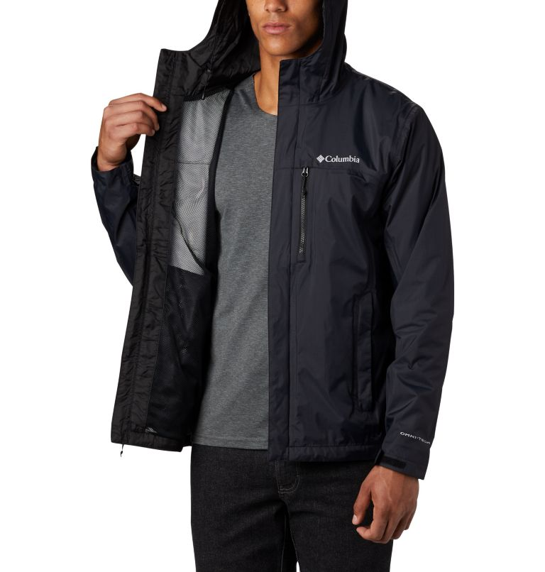 Pouring Adventure™ II Jacket | 010 | XS Veste Pouring Adventure II Homme, Black, a3