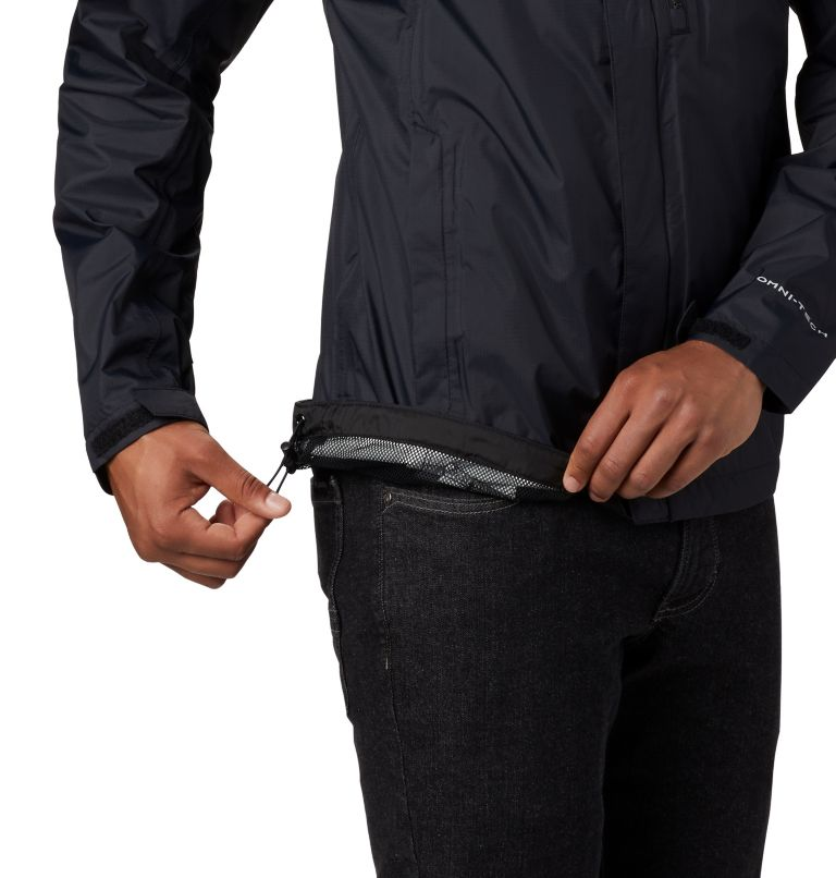 Pouring Adventure™ II Jacket | 010 | XS Veste Pouring Adventure II Homme, Black, a4