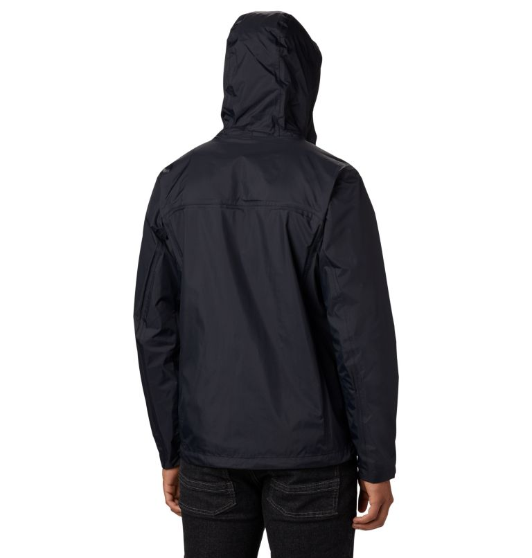 Pouring Adventure™ II Jacket | 010 | XS Veste Pouring Adventure II Homme, Black, back