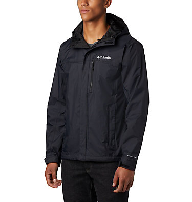 Veste Pouring Adventure II Homme Pouring Adventure™ II Jacket | 452 | XL, Black, front