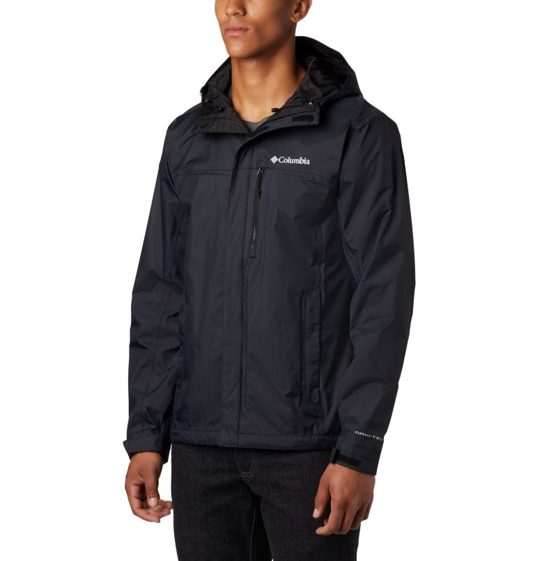 Pouring Adventure™ II Jacket | 010 | XS Veste Pouring Adventure II Homme, Black, front