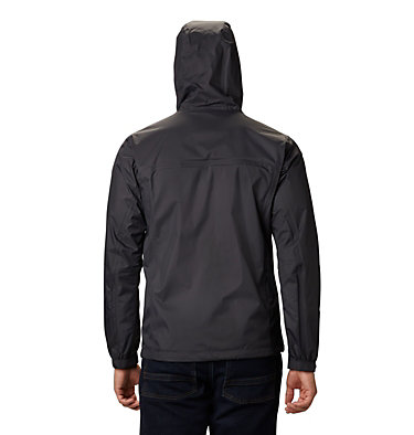 Men's Pouring Adventure™ II Jacket Pouring Adventure™ II Jacket | 452 | XL, Shark, back