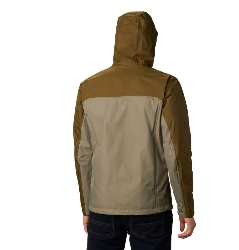 Pouring Adventure™ II Jacket | 366 | XS Veste Pouring Adventure II Homme, Sage, New Olive, back