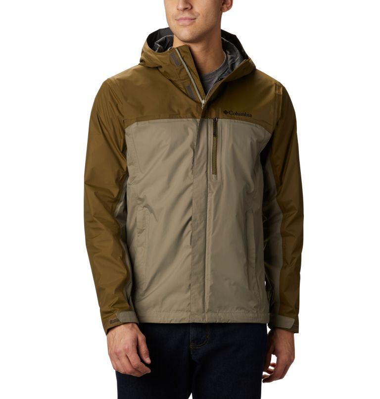 Pouring Adventure™ II Jacket | 366 | XS Veste Pouring Adventure II Homme, Sage, New Olive, front