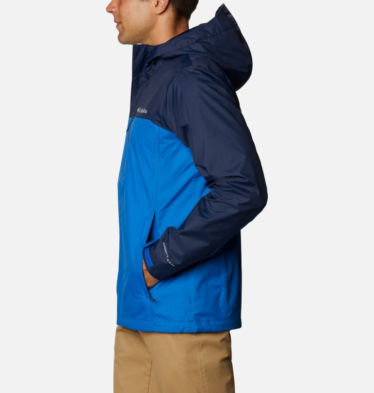 Pouring Adventure™ II Jacket | 432 | S Veste Pouring Adventure II Homme, Bright Indigo, Collegiate Navy, a1