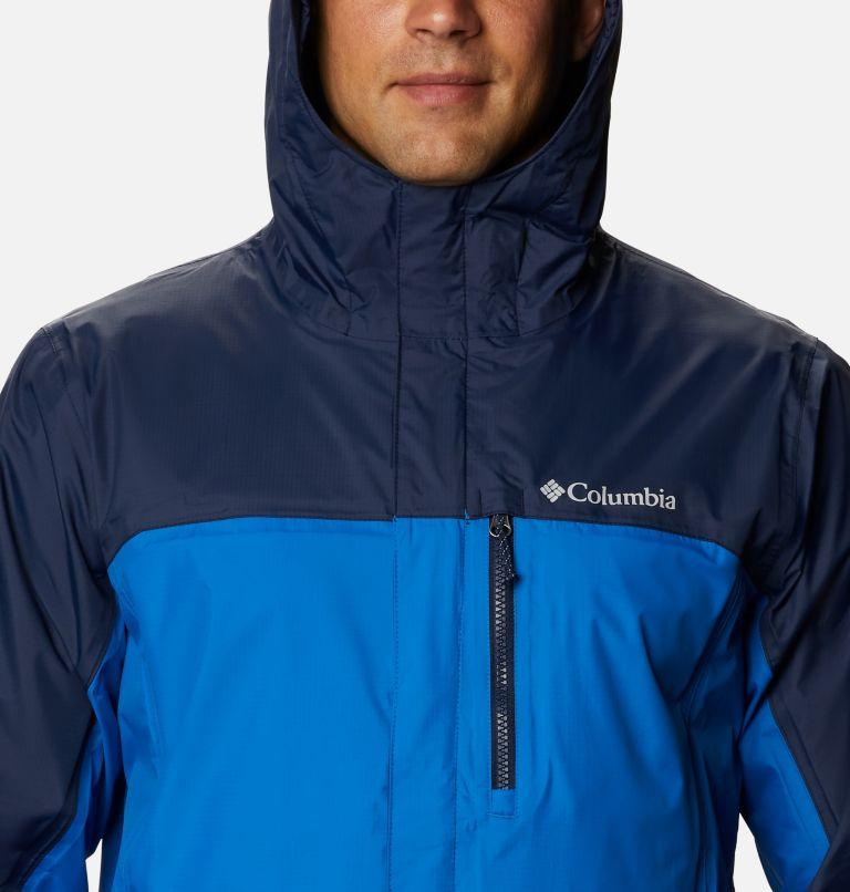 Pouring Adventure™ II Jacket | 432 | XS Veste Pouring Adventure II Homme, Bright Indigo, Collegiate Navy, a2